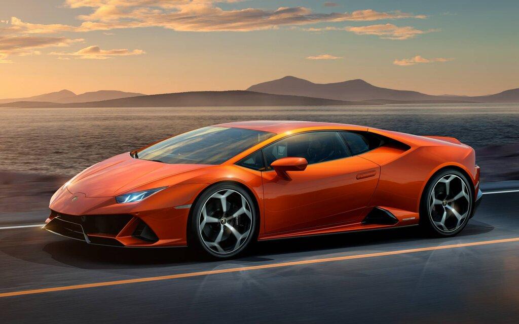 Lamborghini Huracán 2020