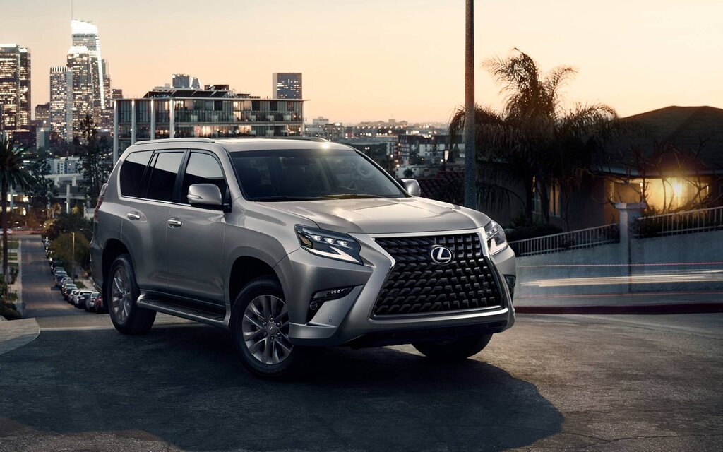2020 Lexus Gx Price and Review
