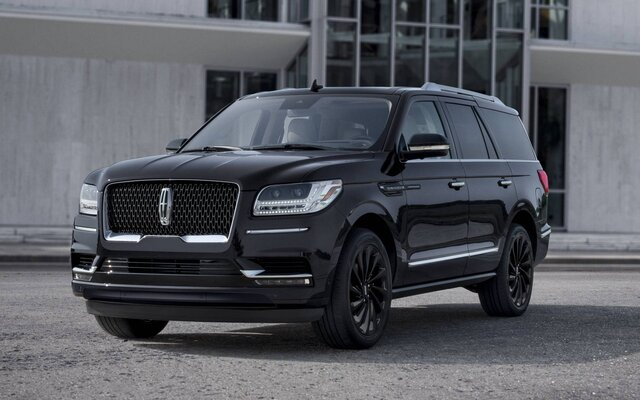 Best Full Size Luxury Suv The Car Guide