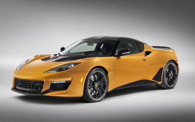 Lotus Evora 2020