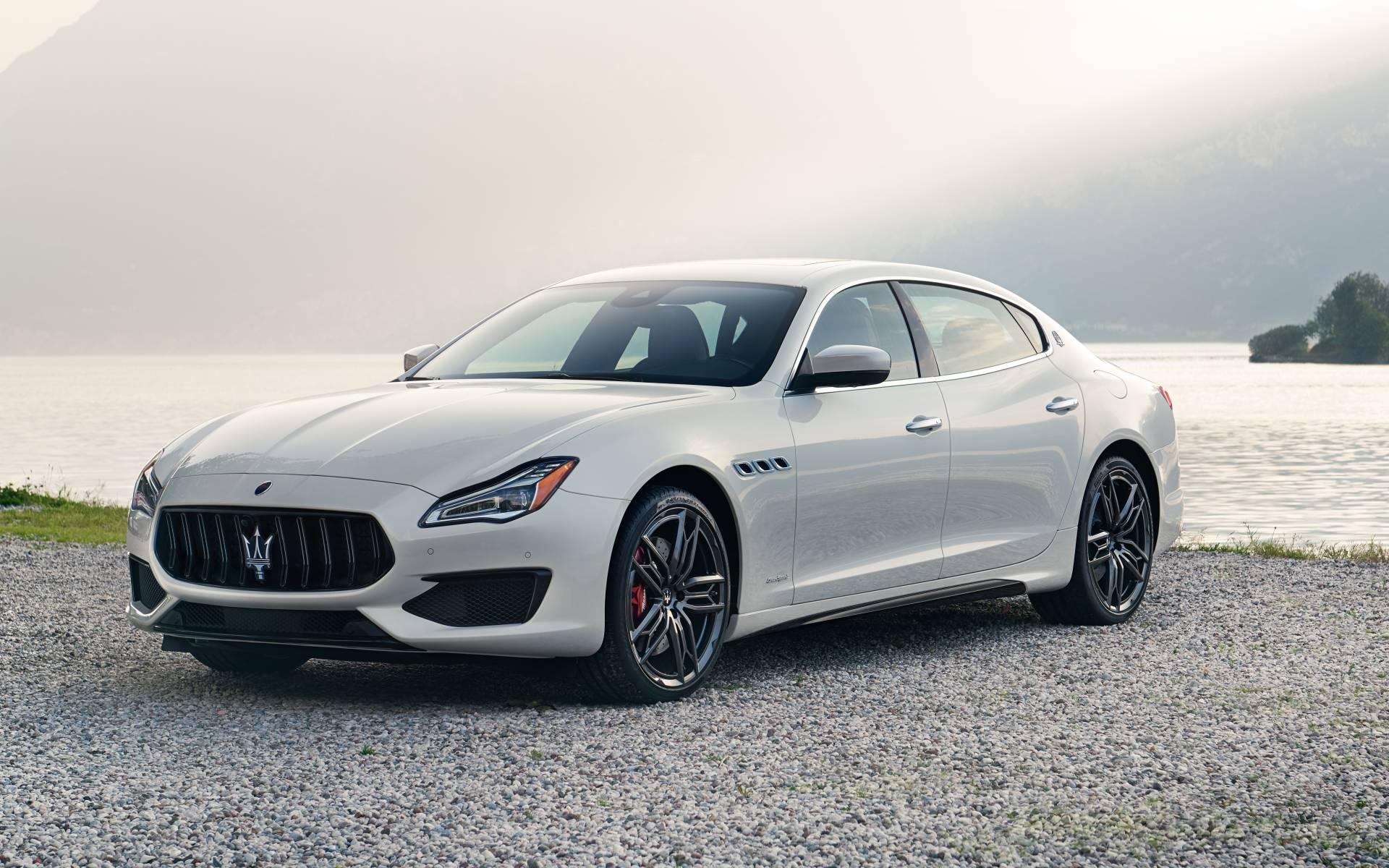 2020 Maserati Quattroportes Performance