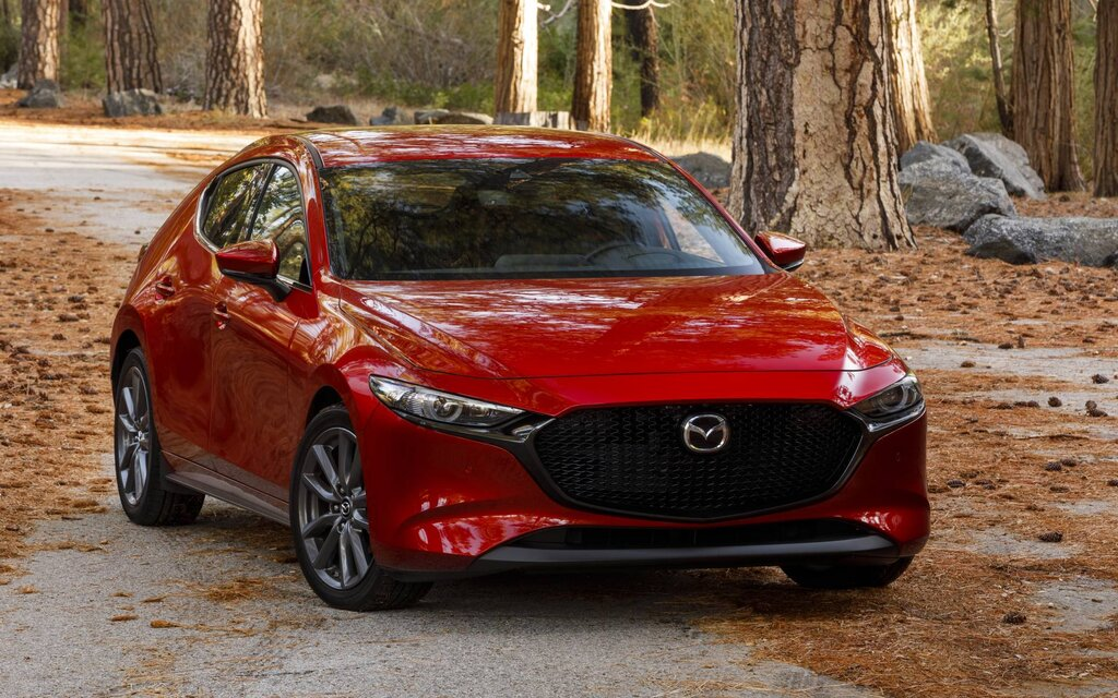 2020 Mazda Mazda3 Sport Gt Awd Specifications The Car Guide