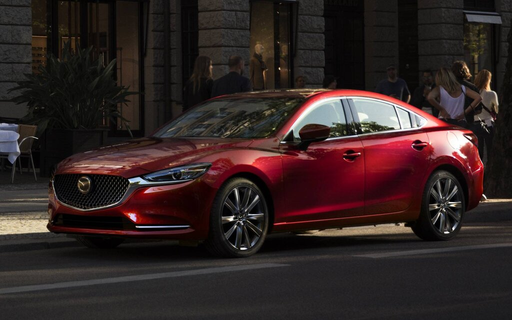 Mazda Mazda6 2020