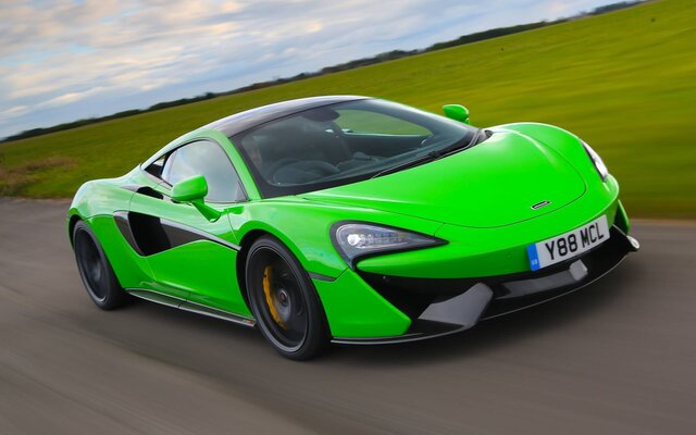 2020 McLaren 570S Coupe Pricing
