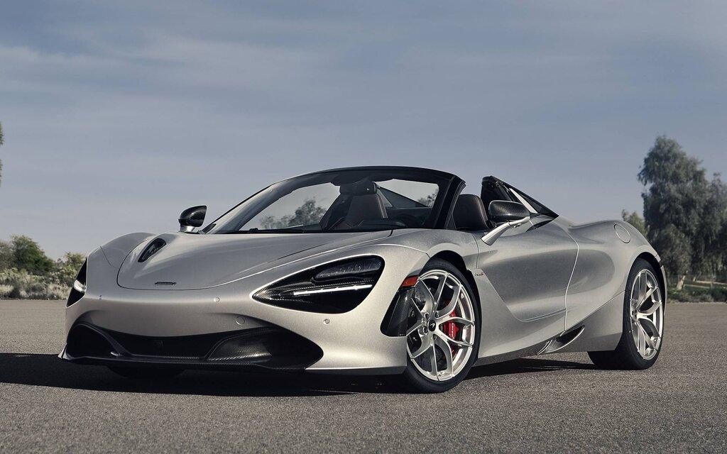 McLaren 720S 2020