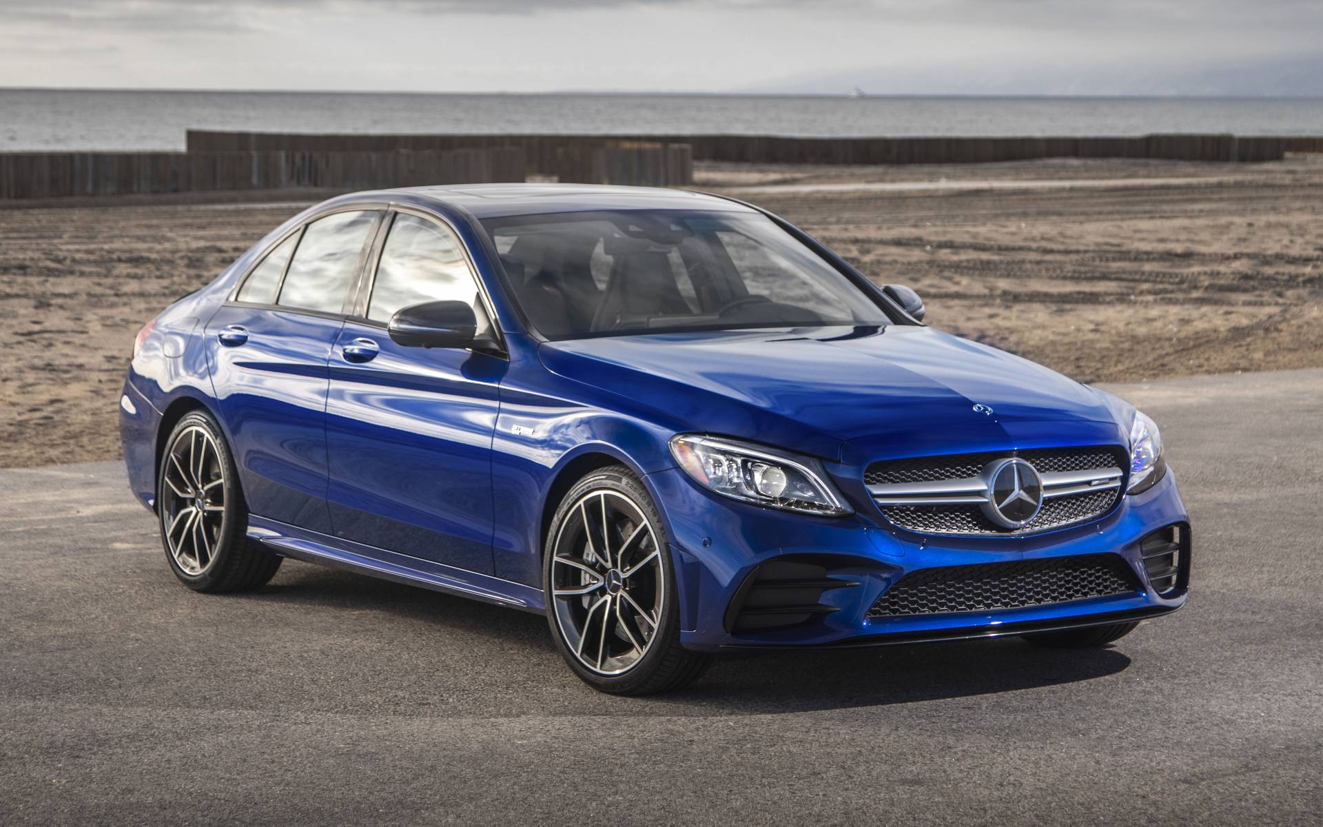 2020 Mercedes C-class Ratings