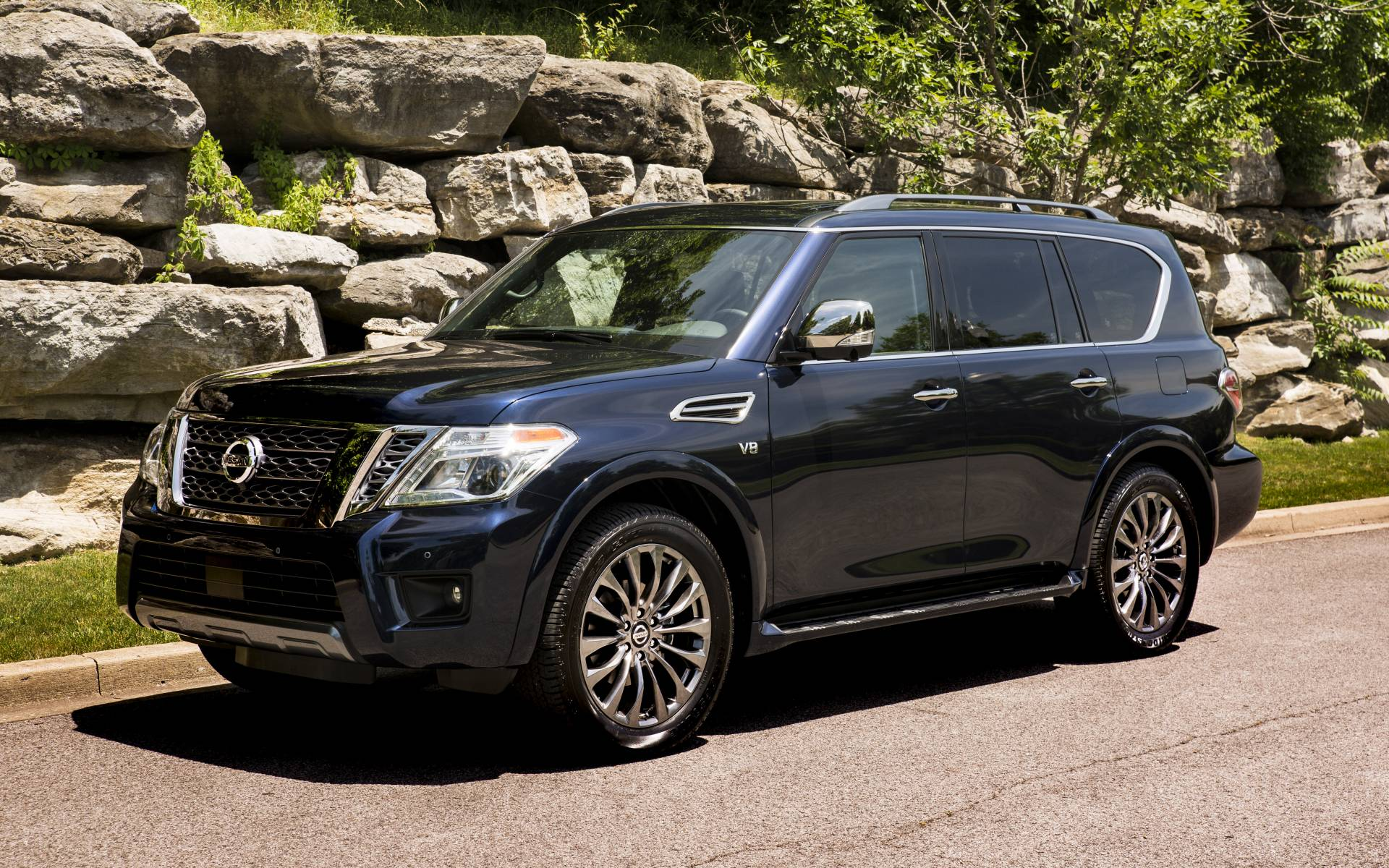 2020 Nissan Armada News Reviews Picture Galleries And Videos The Car Guide