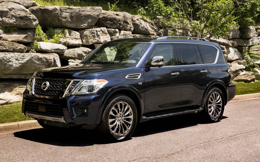2020 Nissan Armada Platinum Specifications The Car Guide