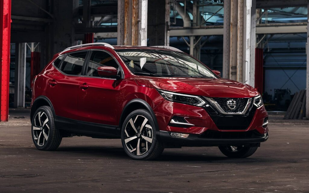 2020 Nissan Qashqai Rating - The Car Guide