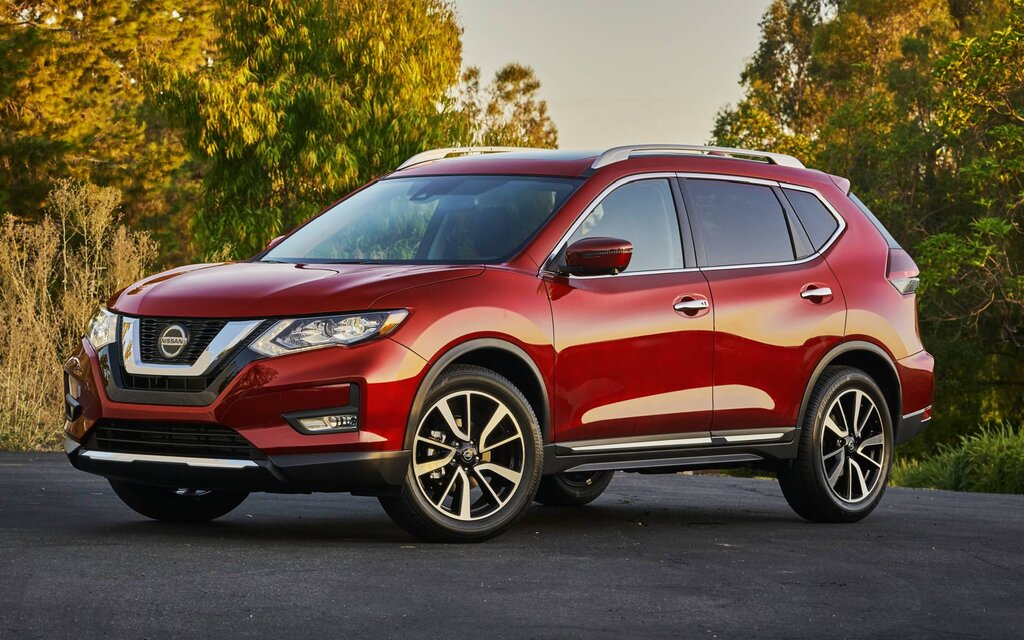 2020 Nissan Rogue Sl Platinum Awd Specifications The Car Guide