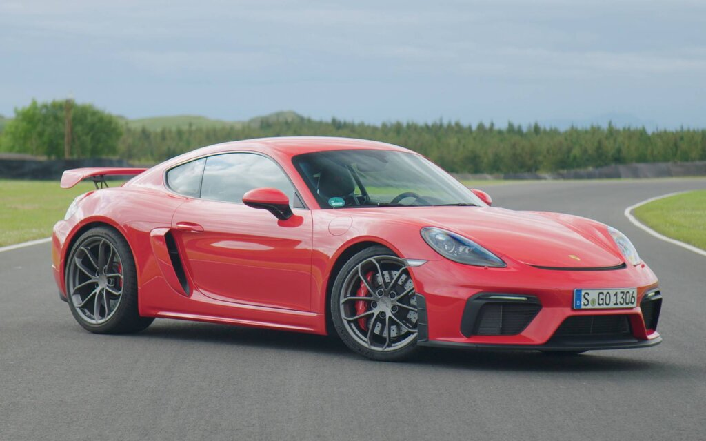 Porsche 718 2020
