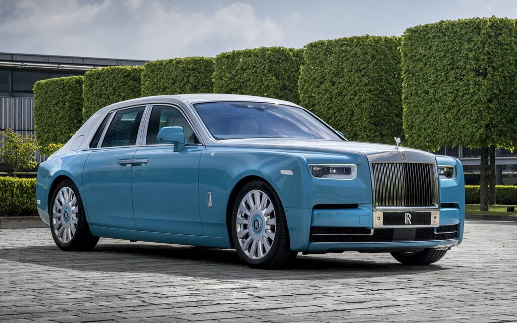 2020 Rolls-Royce Phantom Specifications - The Car Guide