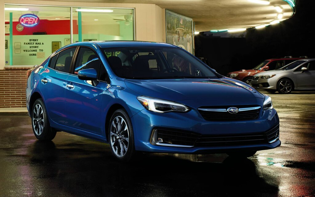 2020 Subaru Impreza Sport Tech 4 Door Auto With Eyesight Specifications The Car Guide