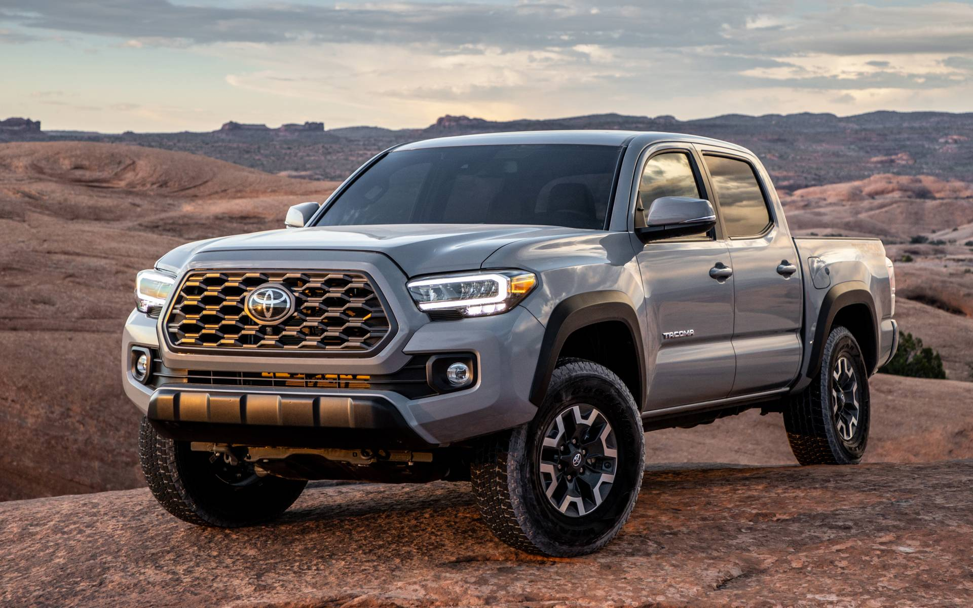 2020 Toyota Tacoma 4x4 Double Cab 6a Sb Specifications The Car Guide