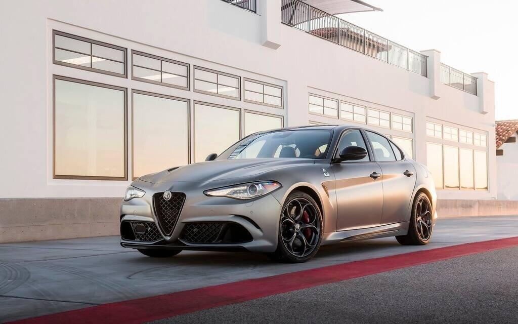 Alfa Romeo Giulia 2021