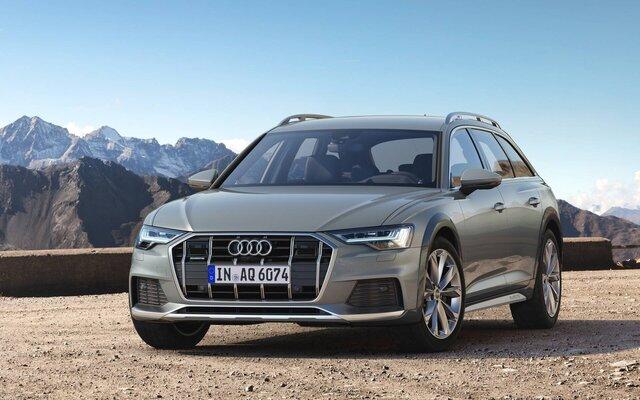 Audi A6 2021