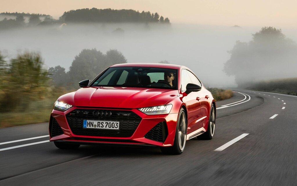 Audi A7 2021