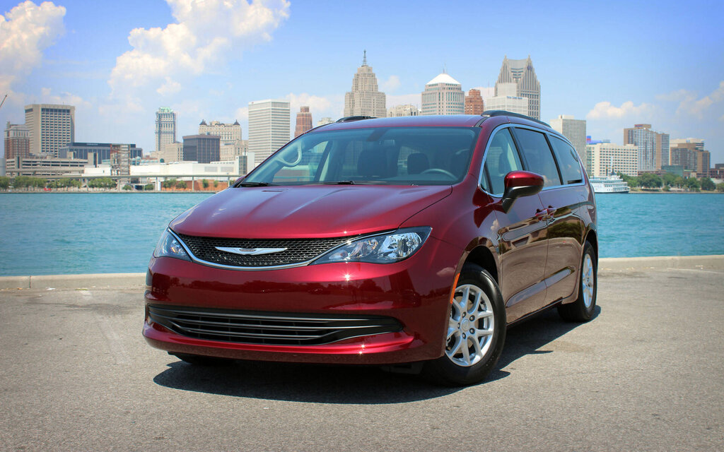 Chrysler Grand Caravan 2021