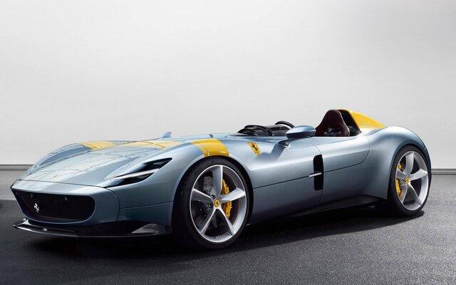 Ferrari Monza 2020