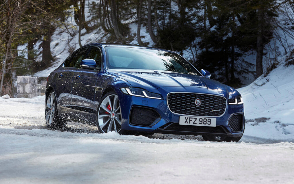 2021 jaguar xf - news, reviews, picture galleries and