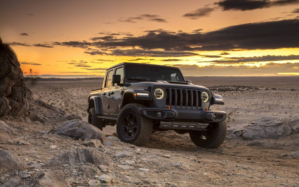 Jeep Gladiator 2021