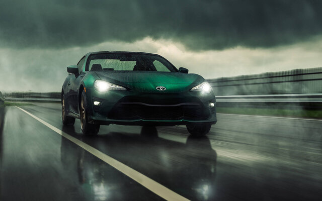 Toyota 86 2021
