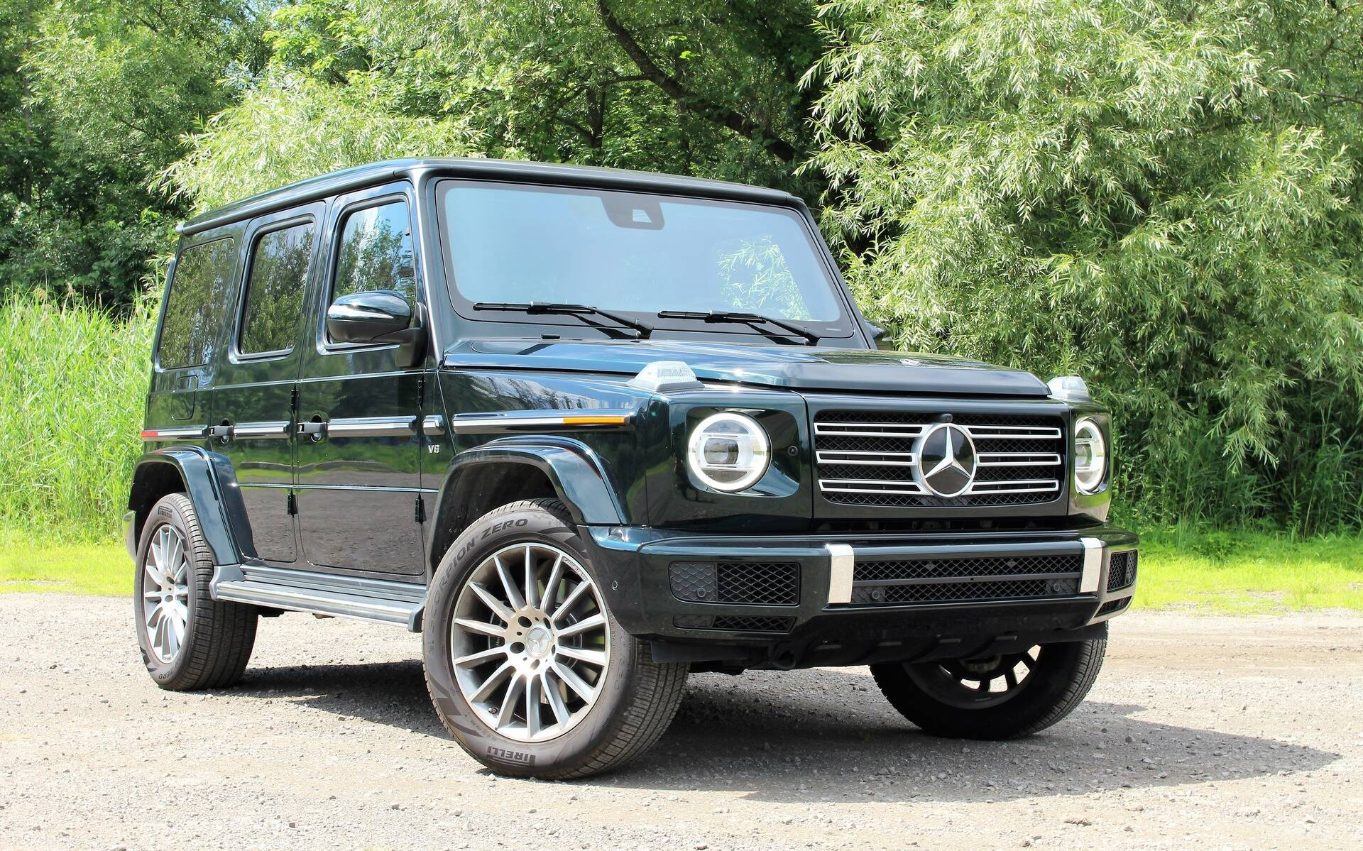 2021 Mercedes Benz G Class News Reviews Picture Galleries And Videos The Car Guide