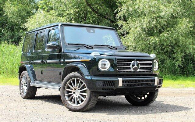 Mercedes-Benz Classe G 2021