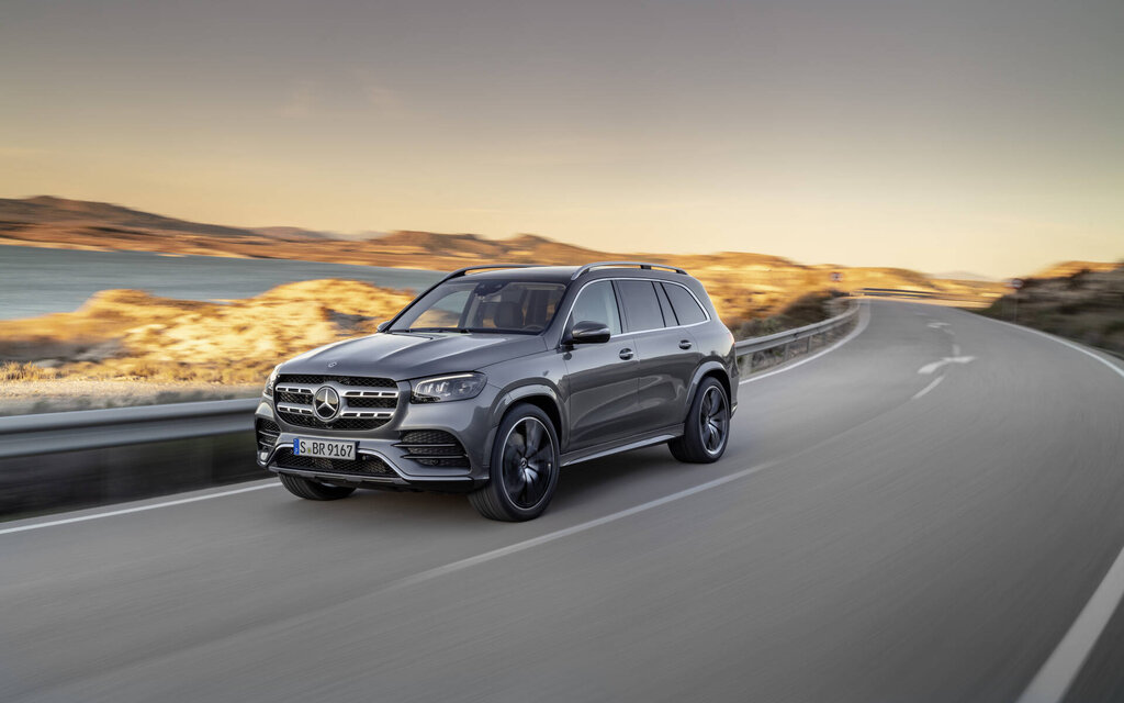 Mercedes-Benz GLS 2021