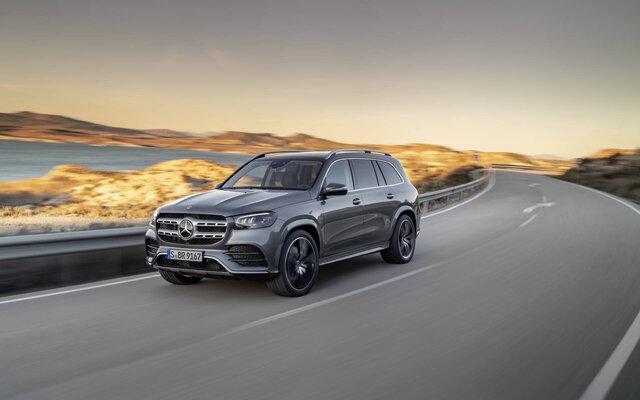Mercedes-Benz GLS 2021