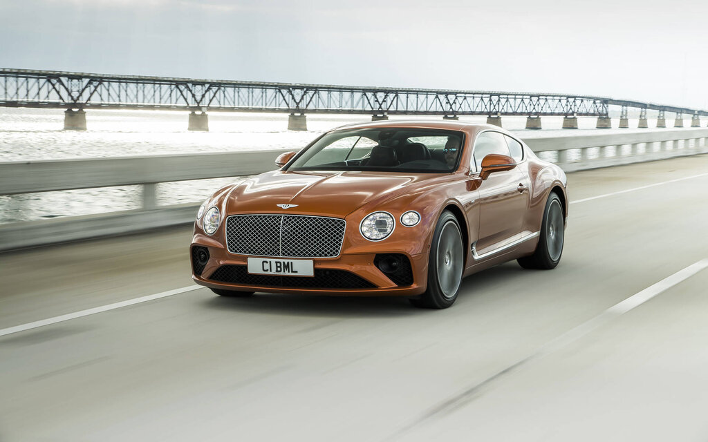 Bentley Continental 2021
