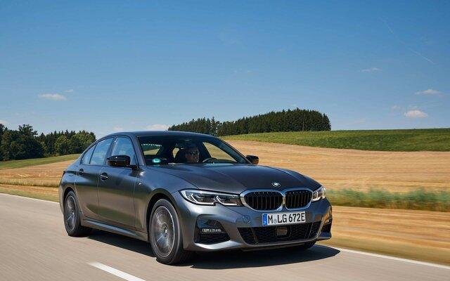 BMW Série 3 2021