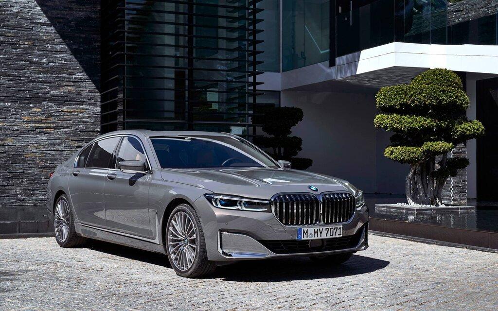 BMW Série 7 2021