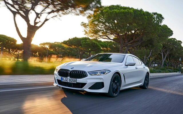 BMW Série 8 2021