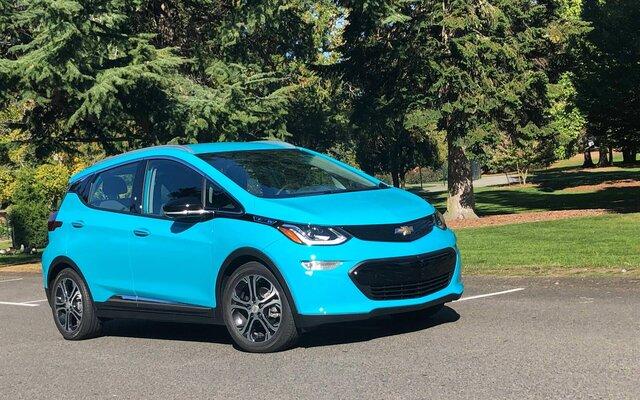 Chevrolet Bolt EV 2021
