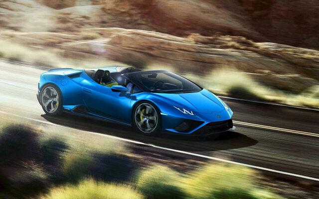 Lamborghini Huracán 2021