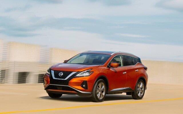 Nissan Murano 2021