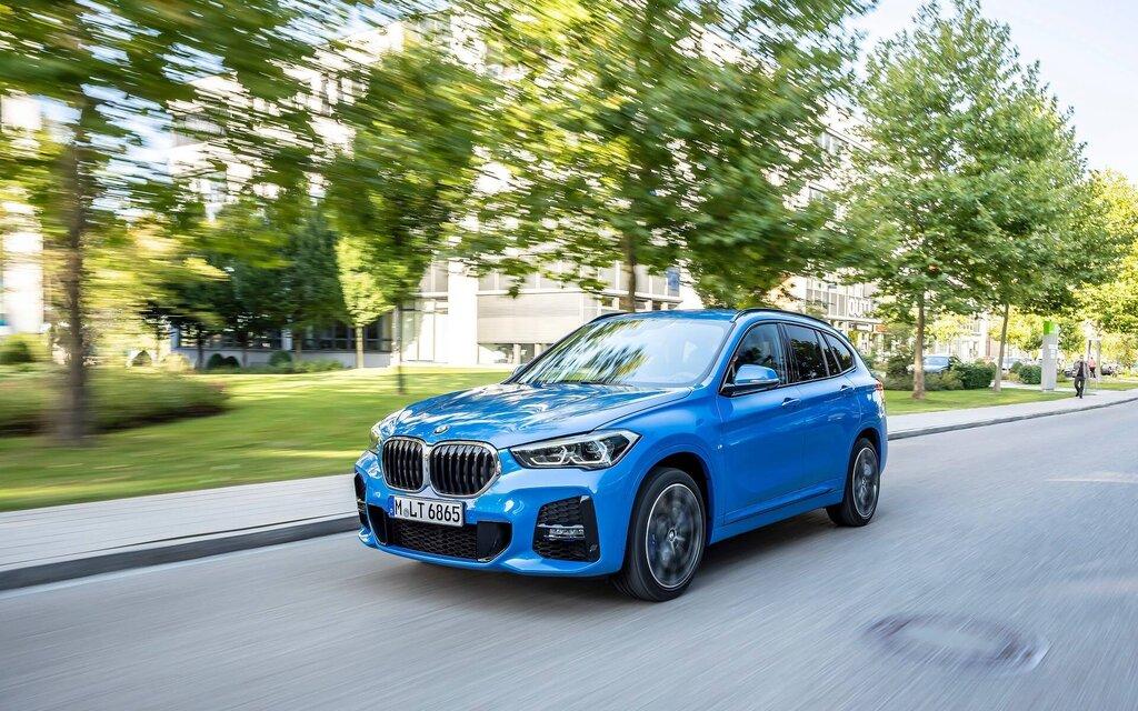 BMW X1 2021