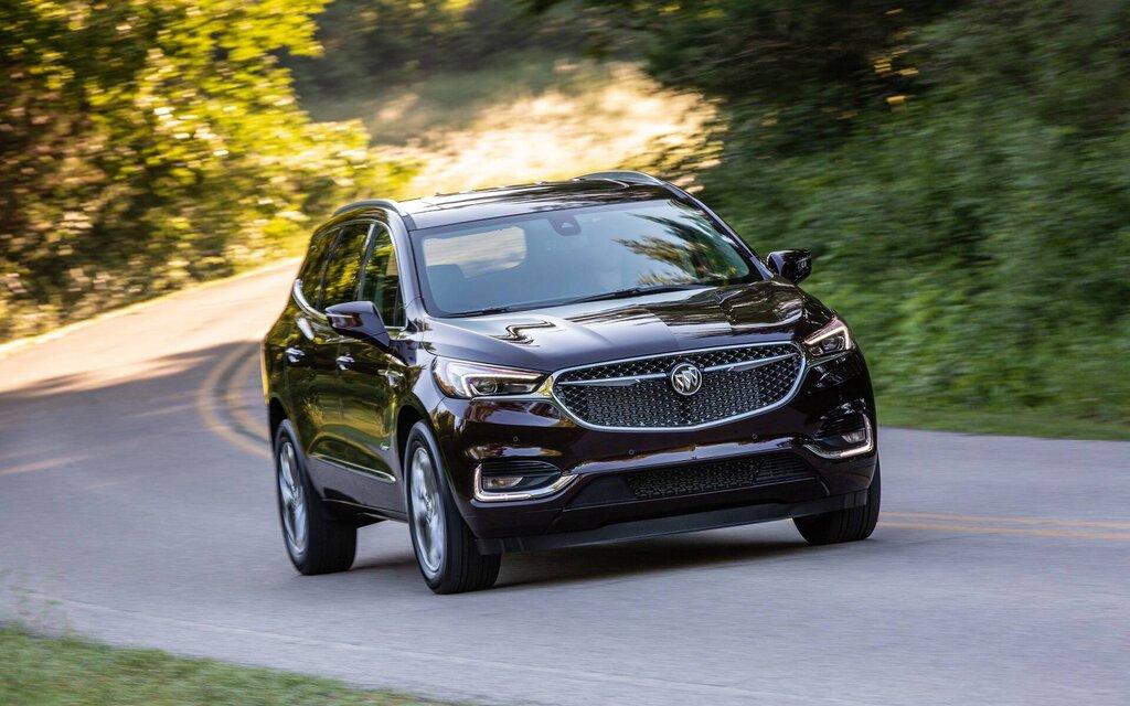 Buick Enclave 2021