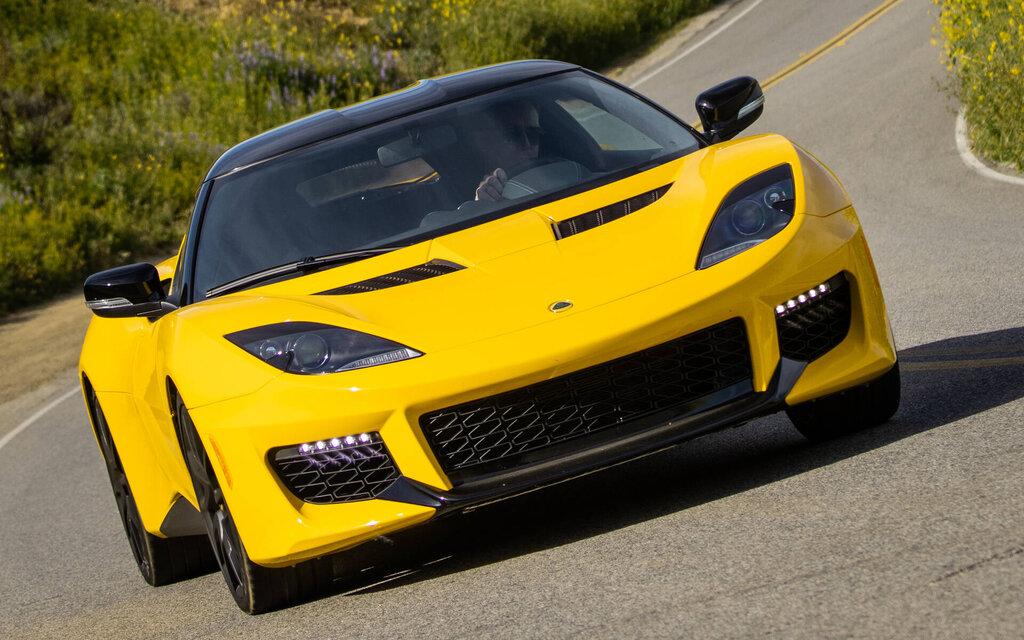 Lotus Evora 2021
