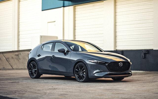Mazda Mazda3 2021