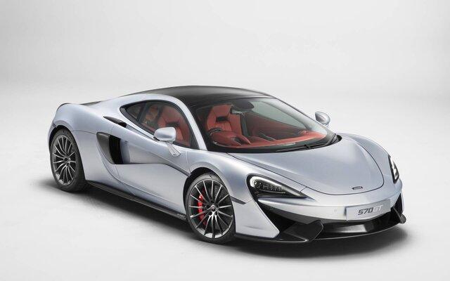 McLaren 570GT 2021