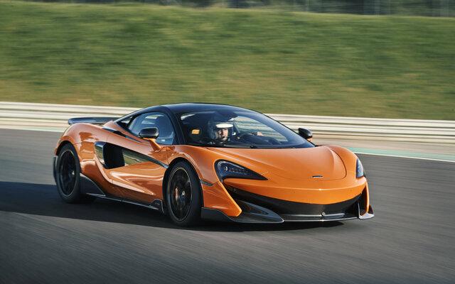 McLaren 570S 2021