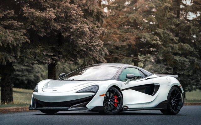 McLaren 600LT 2021