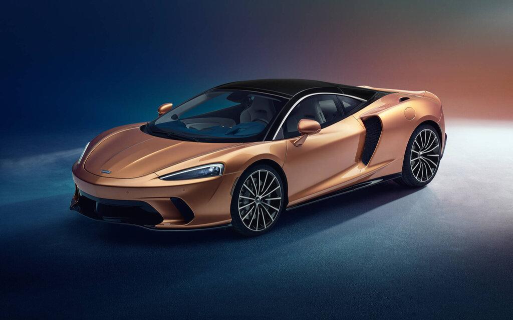 McLaren GT 2021