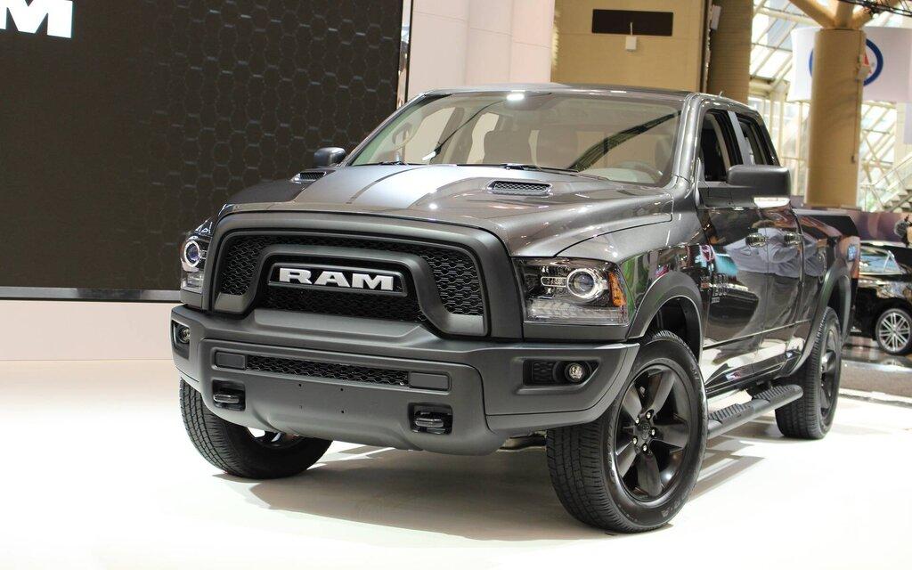 Ram 1500 Classic 2021