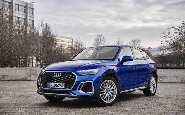 Audi Q5 2022