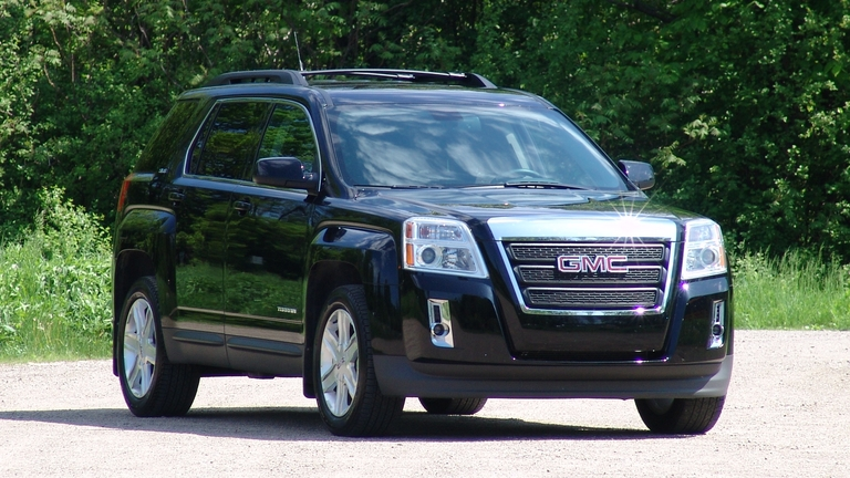 2012 gmc terrain the car guide. Black Bedroom Furniture Sets. Home Design Ideas