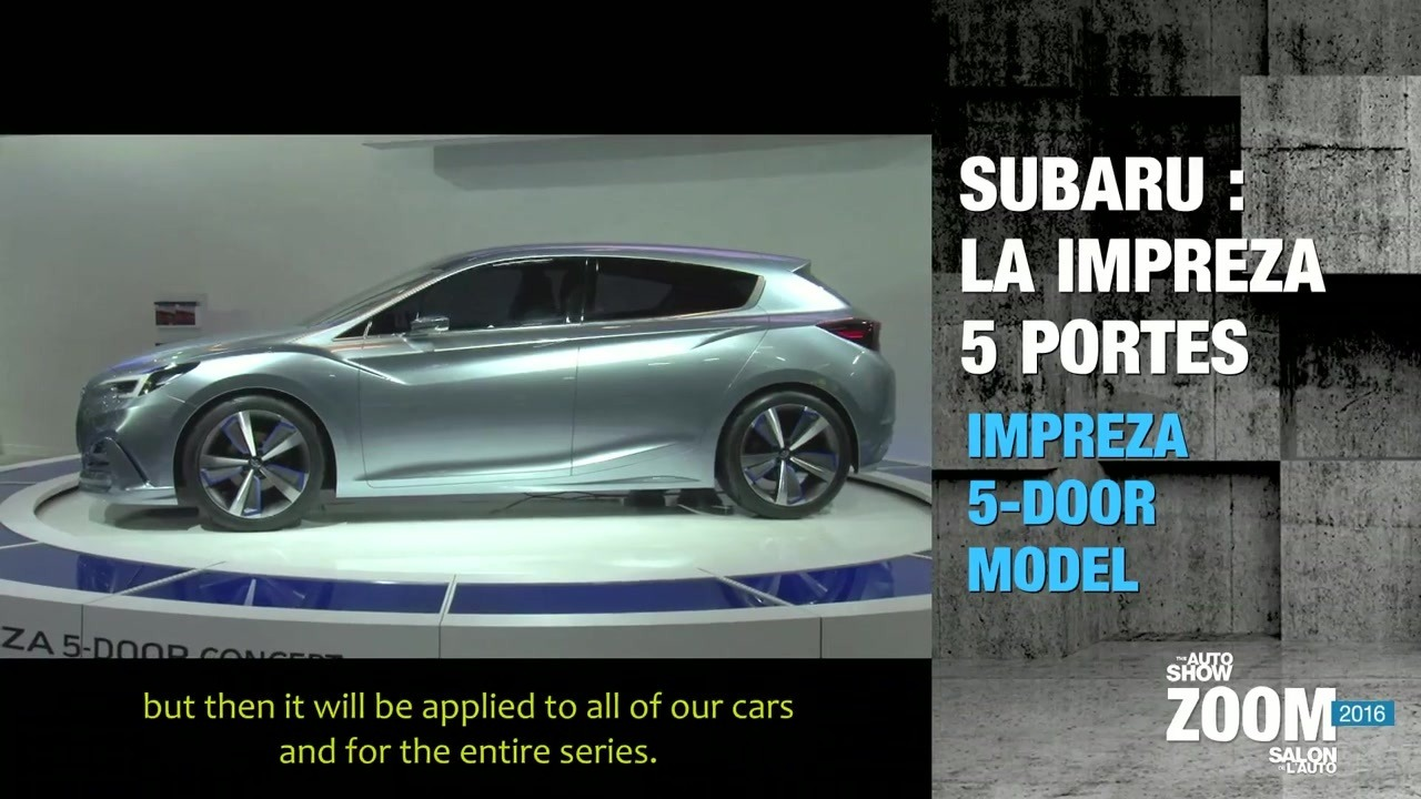 Creative  Auto Show  Subaru McLaren And Hyundai Unveilings  The Car Guide