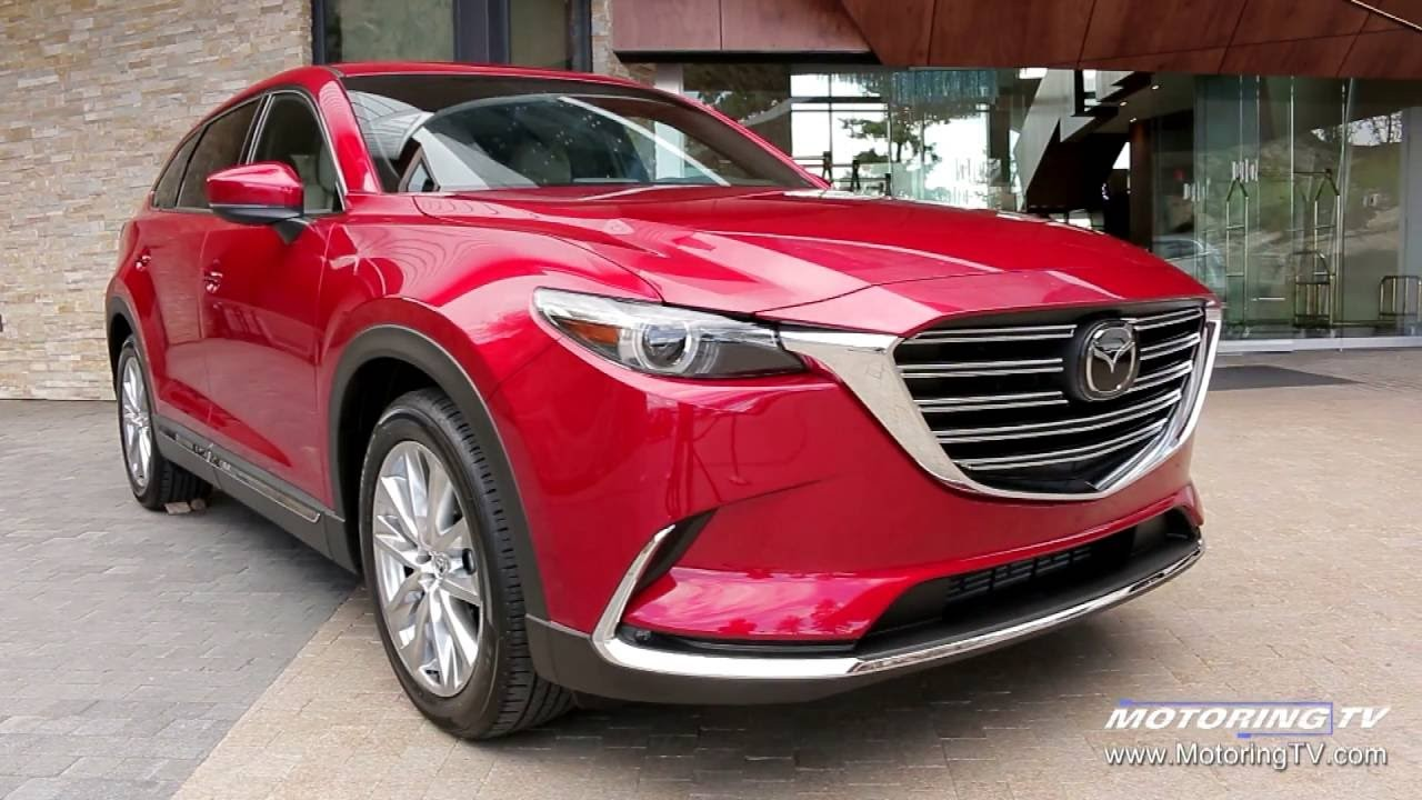 Video Review 2016 Mazda Cx 9 The Car Guide Motoring Tv